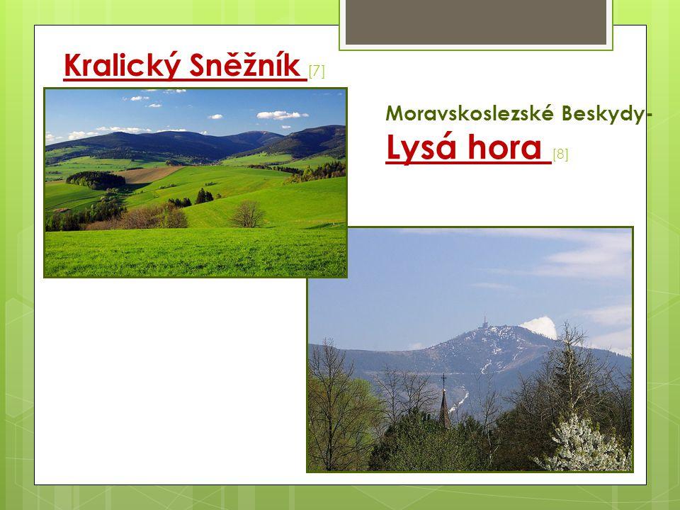 Moravskoslezské Beskydy- Lysá hora [8]